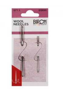 Birch Creative Metal Wool Needles