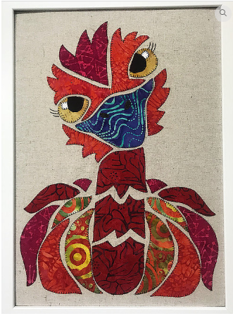 Ekko Emu- Monica Poole Designs