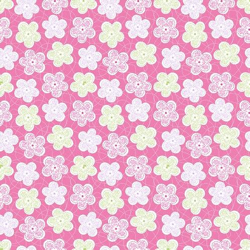 Studio E - Baby Birds - Pink pattern 1351