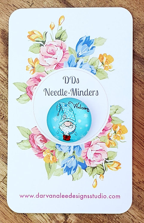 Needle Minder - Welcome Gnome