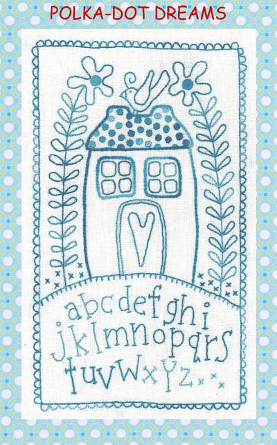 copy of Rosalie Dekker -- Polka-Dot-Dreams -- Sampler House