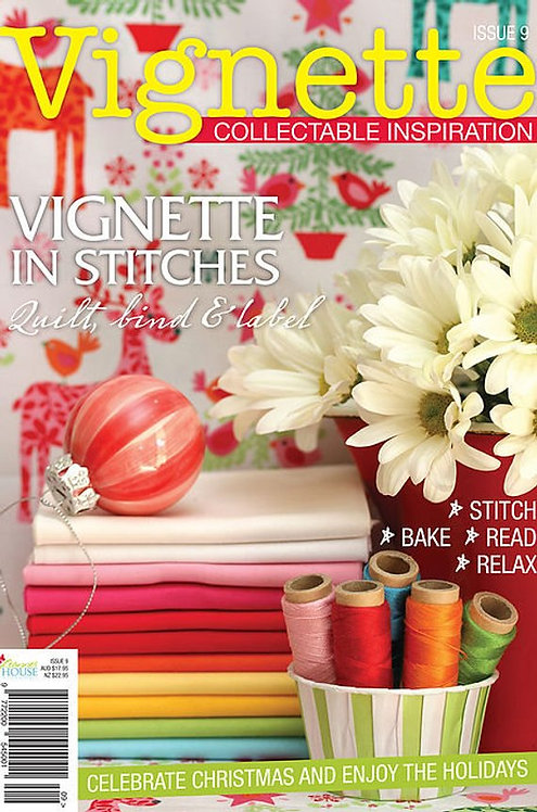 Leanne's House - Vignette Issue 9-- Magazine only--By Leanne Beasley