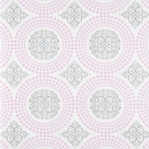 Harper Medallion - Pink Mist - by Concord House for Springs Creative