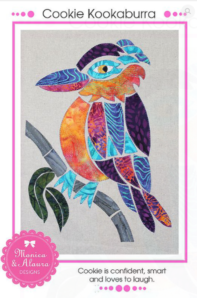 Cookie Kookaburra- Monica Poole Designs