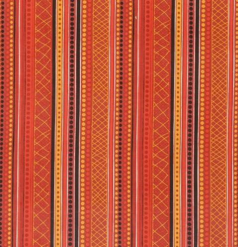 Malkamalka  Colour 102 - Red Stripe