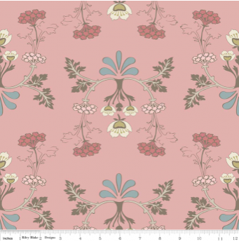 To Norway with Love By Sue Daley Designs - For Riley Blake Designs PINK