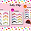 Thumbnail: Lecien Jelly Clip Small 10cm, Medium 14cm, Large18cm -- Variety Colours & Sizes