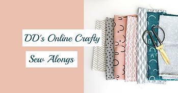 Darvanalee Designs Studio Crafty Sew Alongs