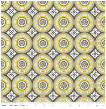 Parisian By Chelsea Anderson - For Riley Blake Designs YELLOW