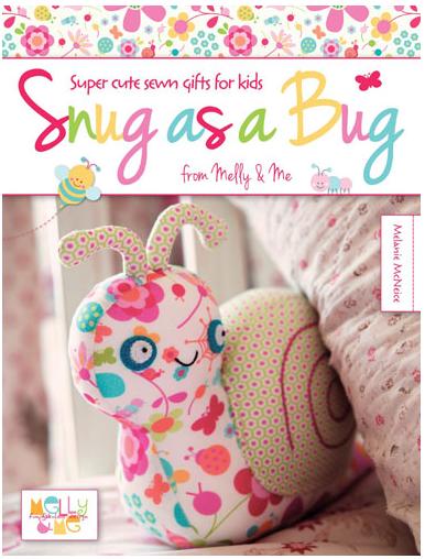 Snug as a Bug by Melly & Me