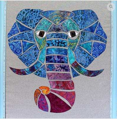 Elka Elephant- Monica Poole Designs