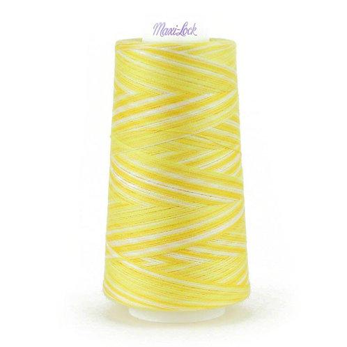 Maxi-Lock Swirls AE53-M50 Lemon Chiffon