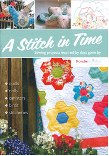 A Stitch in Time by Rosalie Quinlan Designs