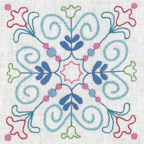 Rosalie Dekker -- Urban Stitches-- US004-- Pattern only