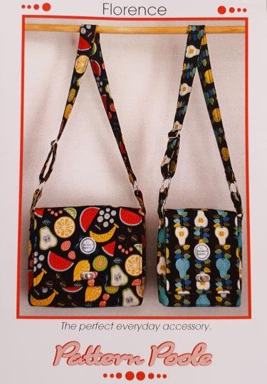 Florence Satchel Bag- Monica Poole Designs