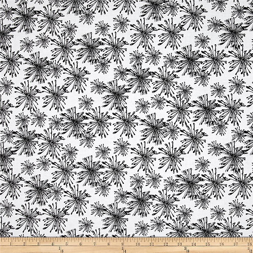 Windham Fabrics - Handmaker - Black and White