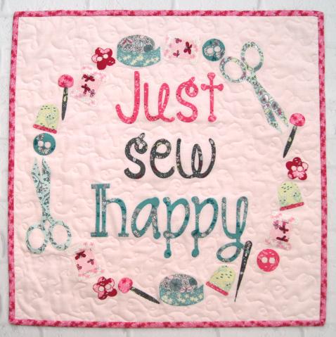 Just Sew Happy - Quick Cut Kits