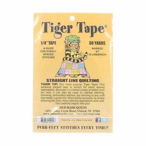 Tiger Tape 1/4 inch Tape