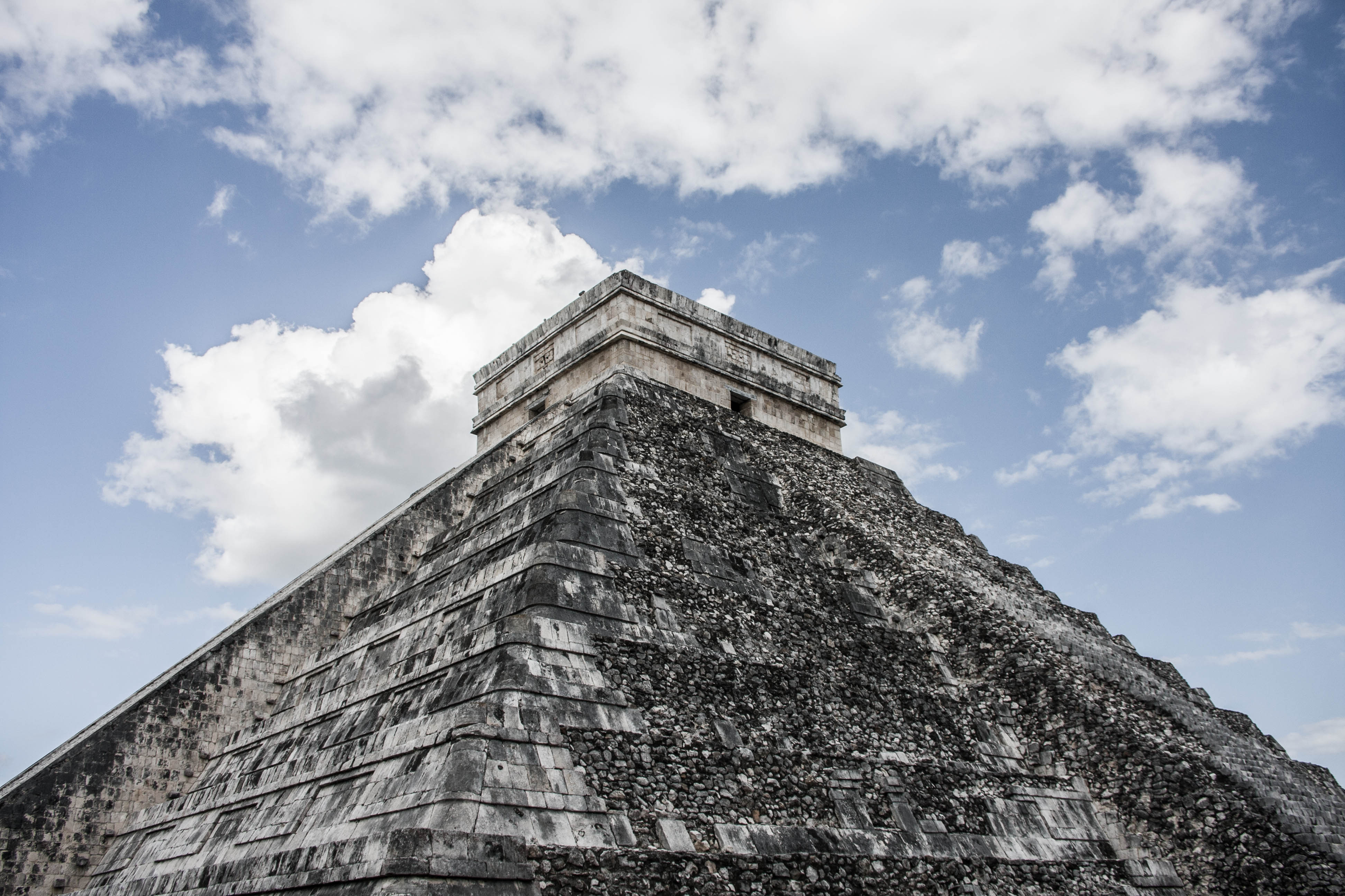 Chichen Itzá Pyramid