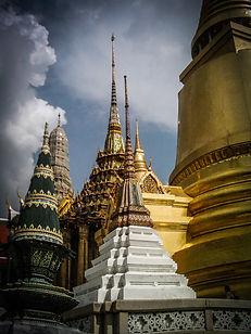 Thailand - Malaysia - Hong Kong