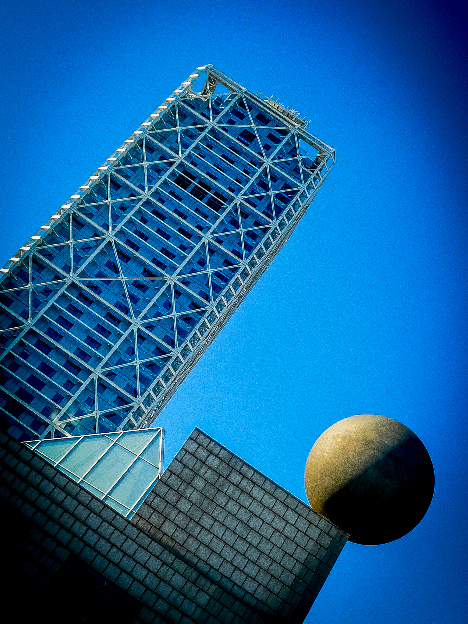 Hotel Arts & Mapfre Tower