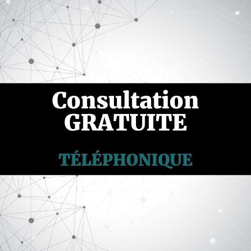 Consultation Gratuite | Téléphonique