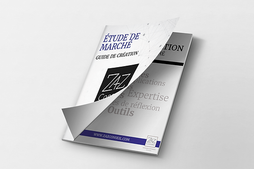 GUIDE DE CRÉATION-Étude de marché | Inclut 1 heure de consultation