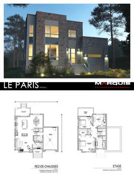 Marquis Inc. Modèle Paris C