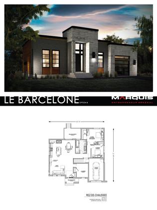 Marquis Inc. Modèle Barcelone