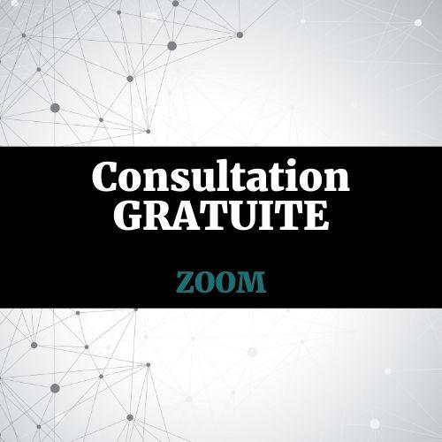 Consultation Gratuite | Zoom