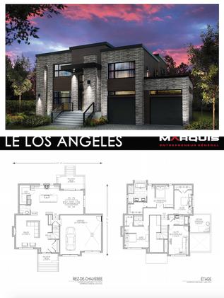 Marquis Inc. Modèle Los Angeles