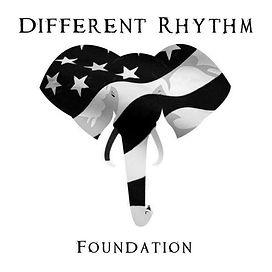 USA blk elephant DRF logo