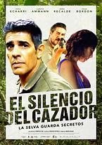 El silencio del cazador poster oficial.j