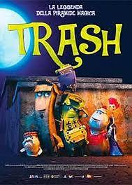Trash en baja poster.jfif