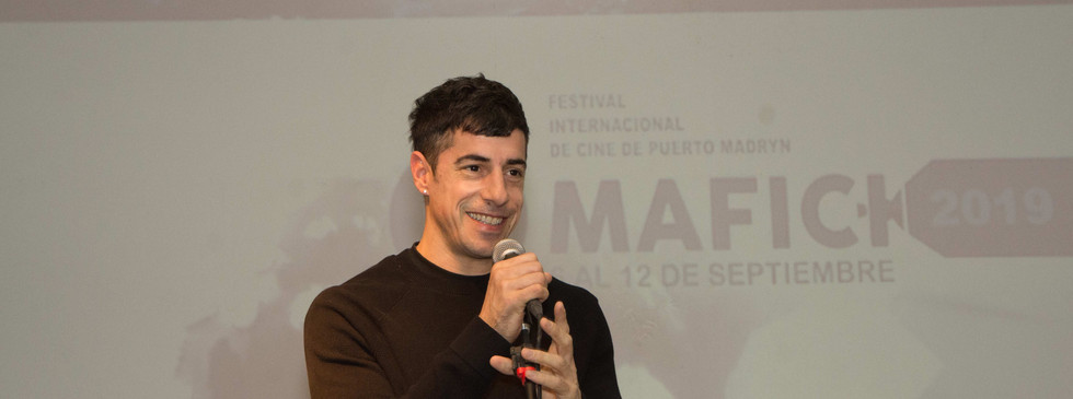 Esteban Lamothe Apertura
