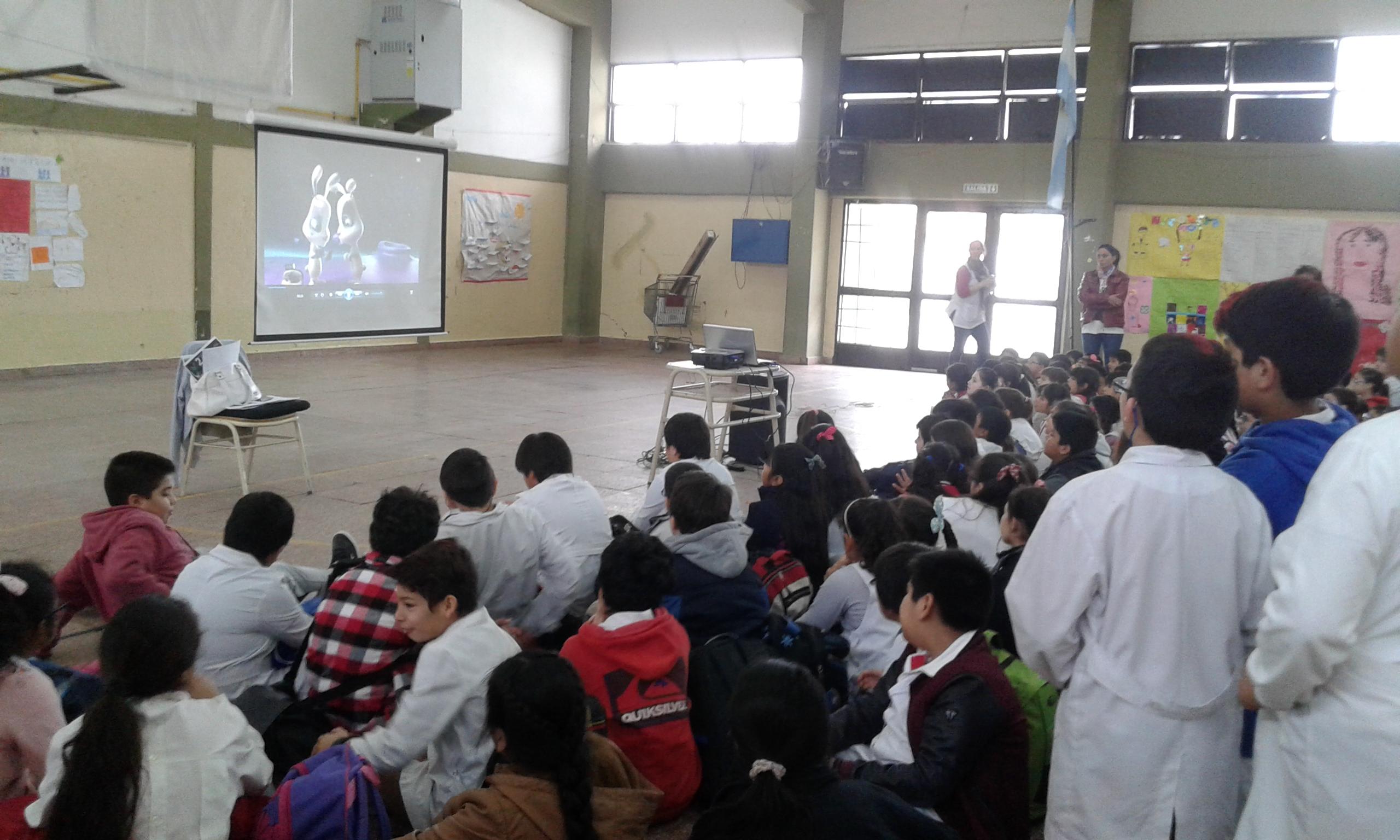 Cine en las escuelas 4