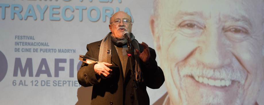 Premio a la Trayectoria Osvaldo Santoro
