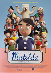 8) Matilda and the spare head Poster.JPG