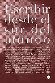 1) Escribir desde el sur del mundo Poster.jpg