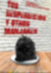 TUS DESPERDICIOS Y OTROS MANJARES_Poster