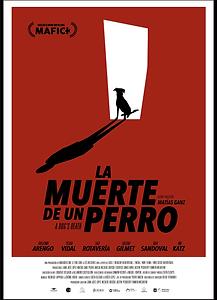La muertre de un perro poster oficial.png