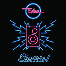 Electric single Artwork