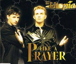 Like a prayer Artwork