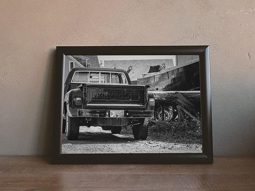 Chevy Truck, Vinalhaven, ME