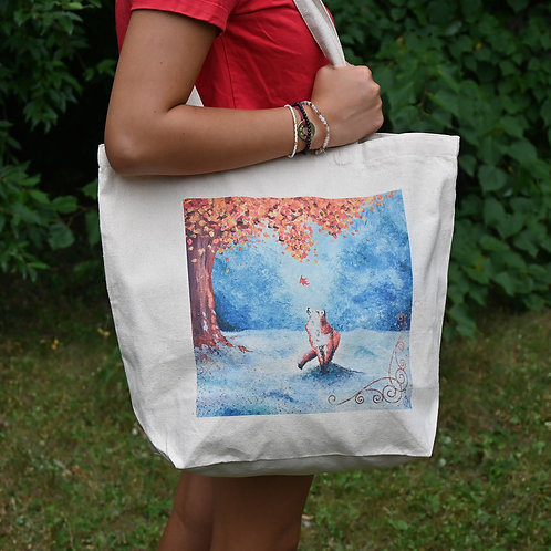 Autumn Ends Tote
