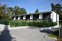 6 villas contiguës