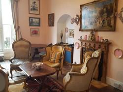 Bridal Suite Sitting Room