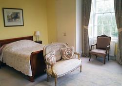Yellow Room bedroom