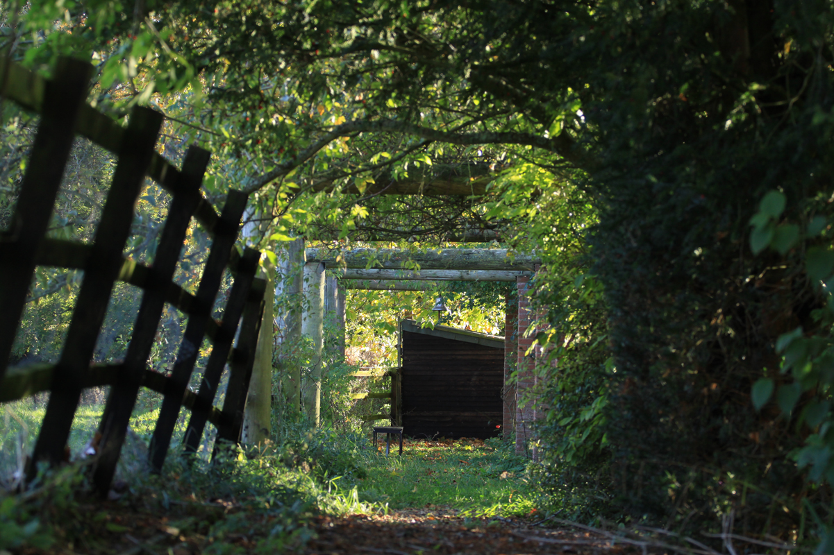 Purton House grounds