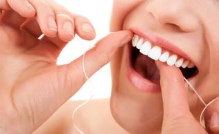 Como Usar o Fio Dental